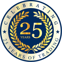Celebrating 25years of trading